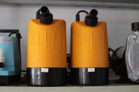 Bomba Submersíveis TSP-125 - Thebe
